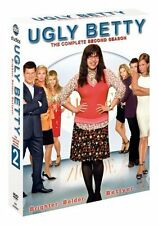 Ugly Betty Complete Series 2 DVD Season Brand New and Sealed UK Original R2