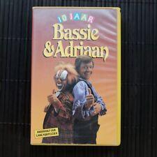 BASSIE & ADRIAAN - 10 JAAR BASSIE & ADRIAAN - VHS
