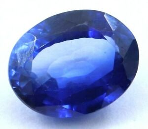 4.04 Ct Natural Royal Blue Sapphire Oval STUNNING Ceylon Certified Loose Gems