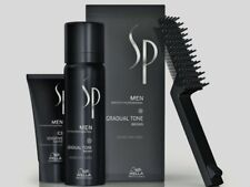 6 x Wella SP Gradual Tone braun 60 ml + 30 ml Shampoo  Just Men Pigment Mousse