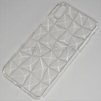 iPhone X XS PRISMA Silikon-Hülle Schutzhülle Tasche Schutz Etui TPU Prism Case