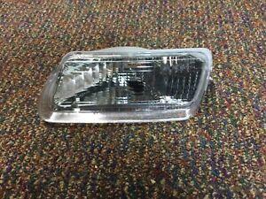 1992-1995 Pontiac Grand Am Fender Side Marker Parking Signal Light Lamp LH Left