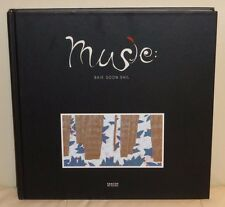 "BAIK SOON SHIL ART BOOK ""MUSIC"" AND LIMITED EDITION PRINT, KOREA - RARE!"