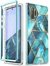 For Samsung Galaxy Note 9 10 10+ 5G, Genuine i-Blason Slim Glitter Case Cover US