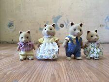 sylvanian families fox family