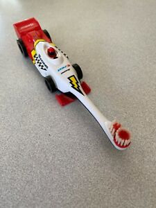 Collectible Kid's Crest Spin Brush RACING ELECTRIC TOOTHBRUSH spinbrush