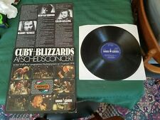 CUBY + BLIZZARDS Afscheids Concert LP EX/NM Vara Gram 0028 Mono Blues Import
