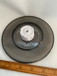 """Food Saver Universal Lid approx 6"""" preowned great shape"""