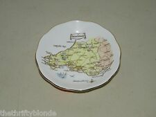 Vintage Roslyn Fine Bone China South Wales Saucer 16967