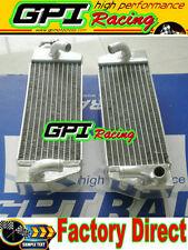 KTM SX250 SX 250 1997-2002 97 98 99 00 01 2002 2001 2000 Aluminum Radiator