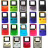 Replacement Repair Parts Housing Shell Case Cover Pack for Gameboy Color GBC