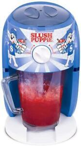 Slush Puppie Machine Frozen Ice Slushie Drink Maker Home Slushy Snow Cone Maker
