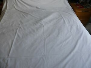 """White """"Jonelle Single Quilt Cover and Fitted Sheet."""