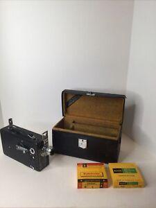 Cine Kodak Model K 16mm Film Camera, With Original Case