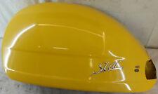 coffre latéral SX LML star 2/4 t 125/150/151/200 cc - COULEUR: jaune