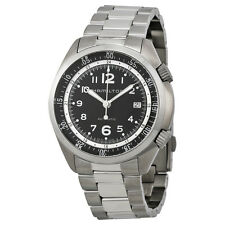 Hamilton Khaki Pilot Pioneer Stainless Steel Mens Watch H76455133