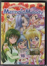 dvd MERMAID MELODY Principesse sirene HOBBY & WORK numero 15
