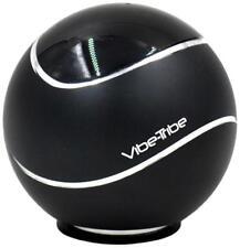 Vibe-Tribe Orbit Black: 15 Watt 4.0 Bluetooth Vibration Speaker with Hands Free