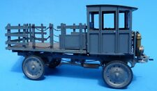 O/On3/On30 1/48 WISEMAN T-201/202/208 NASH-QUAD CLOSED CAB STAKE BED TRUCK KIT