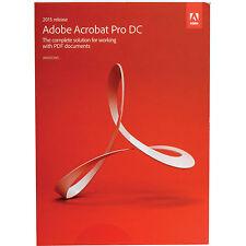Adobe Acrobat Pro DC 2015 versione completa 5 PC Windows