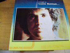 LUCIO BATTISTI IL MEGLIO VOL 1 LP RARISSIMO