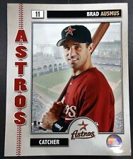 BRAD AUSMUS 2006 Studio Series 8X10 PHOTO  Houston Astros