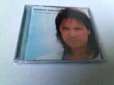 """ROBERTO CARLOS """"CANCIONES QUE AMO"""" CD 10 TRACKS COMO NUEVO"""