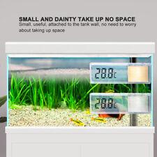 Lcd Digital Display Fish Tank Aquarium Meter Water Temperature Thermometer Tool