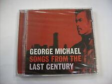 GEORGE MICHAEL - SONGS FROM THE LAST CENTURY - CD SIGILLATO 1999