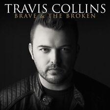 TRAVIS COLLINS BRAVE & THE BROKEN CD NEW