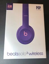 Beats by Dr Dre Solo 3 Wireless On-Ear Headphone [ Pop Violet Edition ] NEW