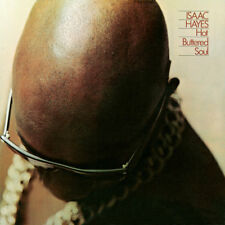 Isaac Hayes HOT BUTTERED SOUL 2nd Album 180g REMASTERED New Sealed Vinyl LP