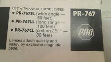 Passive Infrared Detector Pr 767