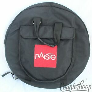 "*Paiste 24"" Cymbal Bag 24 in. Ride Crash Over-Size Protective Soft-Shell Case*"