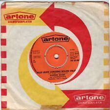 """GONNIE BAARS - ALLE LEUKE JONGENS WILLEN VRIJEN ( ARTONE) 7""""  1967"""