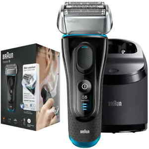 Braun Series 5 5190cc Electric Shaver With Cleaning/Charging Dock