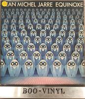"""Jean Michel Jarre – Equinoxe Vinyl 12"""" LP Polydor POLD 5007 1978 VG+ / VG+ Con"""