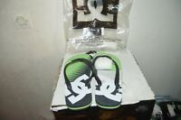 TONG  DC SHOES  TAILLE 40,5 / US 8 SHOES/BASKET/ZAPATOS NEUF
