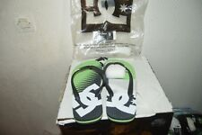 TONG  DC SHOES  TAILLE 39 / US 7 SHOES/BASKET/ZAPATOS NEUF