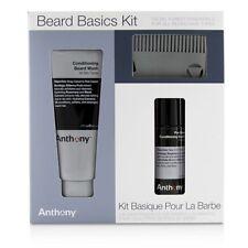 Anthony Beard Basics Kit: 1x Conditioning Beard Wash 177ml, 1x Pre-Shave 177ml