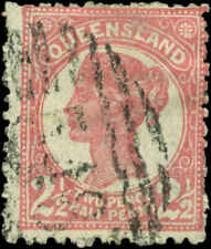 Queensland Scott #115 Used