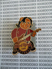 Hard Rock Cafe Cologne 2008 - Rockin Bear - Limited Ed. European HRC Series Pin