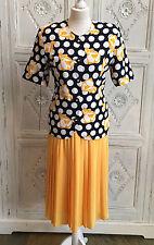 Vintage Hamells 2 piece Skirt/Jkt/Mother of Bride/Occasion1980s Size 12