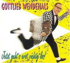 Gottlieb Wendehals Jetzt geht's erst richtig los! (1992) [Maxi-CD]