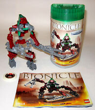 Lego Bionicle Vahki Nuurakh (8614) (2004) with Box & Instruction