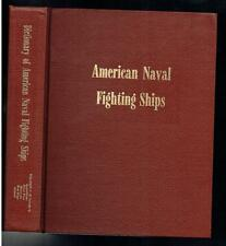 Dictionary of American Naval Fighting Ships Volume V Historical Sketches N-Q