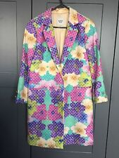 Weill Multi print Coat Jacket