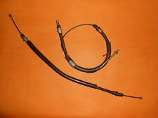 PEUGEOT 405 with rear discs(88-97)NEW PAIR of REAR BRAKE CABLES-BC2224,BC2225