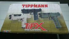Tippmann TiPx Paintball Banner Flag - Rare!