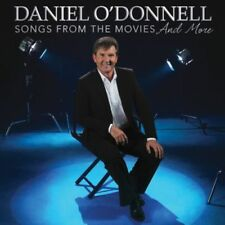 Daniel O'Donnell Songs From The Movies And More Cd New & Factory Sealed